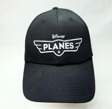 9194844a01837 Disney Pixar Planes The Movie Promotional Baseball Cap Hat - Black