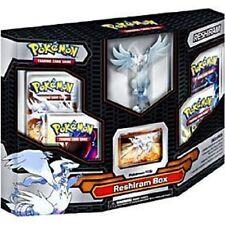 Pokemon Black and White Reshiram Collection Collector Box , Legendary, Holofoil