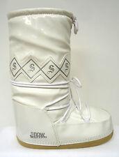 Bottes de neige boots pour  femme Snow Legend Vanoise blanches P 35 / 37