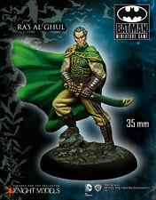 CAVALIERE modelli BATMAN Miniatures NUOVO CON SCATOLA RA'S AL GHUL Arkham City k35bac046