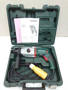 Metabo KHE2644 26mm 3-Function SDS Plus Rotary Hammer Drill - 110V