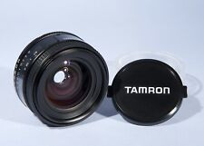 Tamron 24mm f/2.5 01BB Fast Wide Prime Lens * Adaptall 2 * SLR DSLR