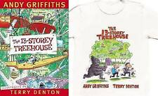 The 13-Storey Treehouse: T-Shirt and Book Pack by Andy Griffiths (Mixed media product, 2014)