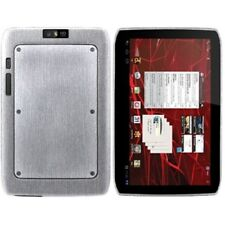 Skinomi Brushed Aluminum Skin+Screen Protector for Motorola XOOM 2 Media Edition