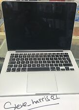 "APPLE MACBOOK PRO 15"" LAPTOP  RETINA i7 2.2GHz 256GB SSD  16GB  MID 2015"