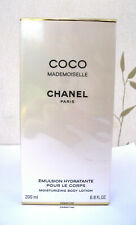 CHANEL COCO MADEMOISELLE  - MOiSTURIZING BODY LOTION 200ml  CELLOPHANE SEALED