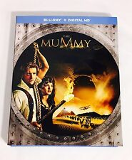The Mummy (Blu-ray, No Digital Copy) With New Updated Cover Art and Slipcover