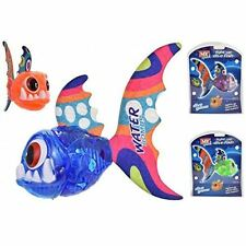 Light Up Dive Fish Underwater Swimming Pool Toy ~ One Supplied ~ Colour Varies