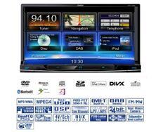 """Clarion nx702e espositori 2-din-dvd - navigazione multimedia 7"""" nx702"""