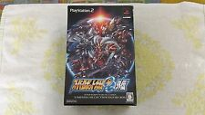 SUPER ROBOT WARS OG GAIDEN LIMITED BOX, PLAYSTATION 2/PLAY2/PS2, JAP/IMPORT/JP