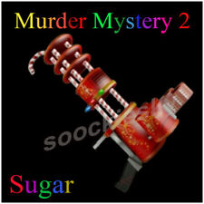 Roblox MM2 Sugar Murder Mystery 2 Knife Gun Schusswaffe Godly Messer Virtual NEU