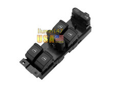 Master Power Window Switch Front Left Driver Side for VW Golf Jetta Passat