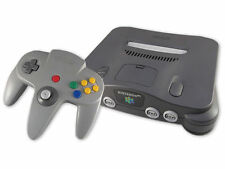 Nintendo 64 Game Consoles