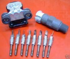 5.7L 4.3L Diesel Super Kit, Glow Plugs + Controller + Relay!