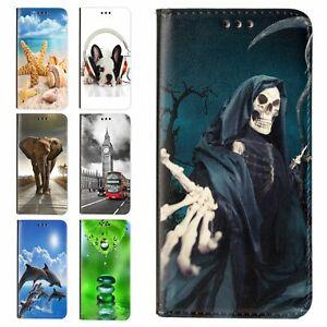 Hülle für Samsung Galaxy S3 S4 S5 Neo Handyhülle Schutzhülle Smart13