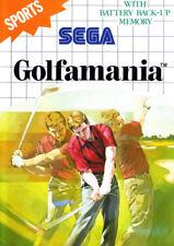 ## SEGA Master System - Golfamania - TOP / MS Spiel ##