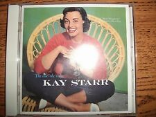 Kay Starr-The One-The Only-1991 RCA/BMG-Japan+OBI!