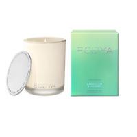 Ecoya-Bamboo Leaf & Cucumber Soy Wax Fragranced Candle 400g (Last Chance)