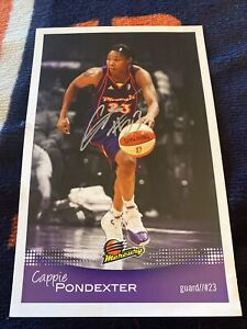 CARRIE PONDEXTER,OLYMPIC GOLD/WNBA MVP/2X  Champ, Extremely Rare AUTOGRAPH PHOTO
