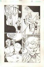 Flash #952 p.8 - Magician, Wally West, and Bart Allen art by Jason Johnson