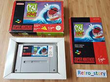Super Nintendo SNES Cool Spot PAL
