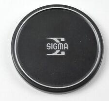 SIGMA BLACK METAL Lens Cap - APPROX 72 mm