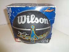 New listing Michael Air Jordan Mini-Basketball * New Old Stock * Washington Wizards Theme