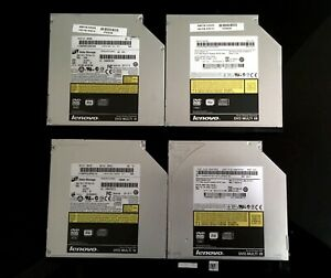LOT 4 Lenovo ThinkPad Super Multi DVD-RW III IV Drives