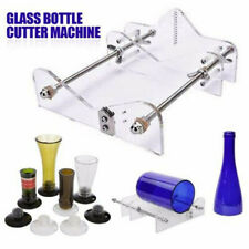 Beer Glass Wine Bottle Cutter Cutting Machine Jar Diy Kit Craft Recycle Tool H21
