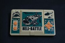 RARE VINTAGE 1987 CASIO CG-370 HELI BATTLE - ELECTRONIC HANDHELD GAME JAPAN