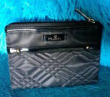 Black Modella makeup bag/ Clutch/ Purse/ Pouch