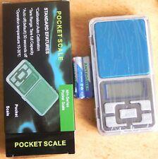 Digitale Weegschaal Pocket Scale MH-200 0.01-200 Gram Nieuw in Verpakking!