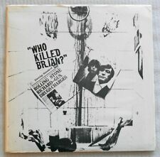 The Rolling Stones Who K!lled Brian? / Lord Have Mercy (Contra Band) LP L!m!ted