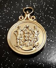 ARSENAL Charlie George REPLICA FA CUP WINNERS Medal 1970-71+ TICKET & PROGRAMME