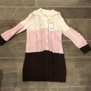 Gymboree Little Girls Pink Polkadot Capri pajama bottoms Medium 7-8 EUC