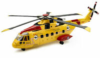 Model vehicles diecast New Ray Helicopter Agusta Eh 101 Cormorant 1:72