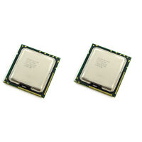 Lot of 2 Intel Xeon E5530 Quad-Core 2.4GHz 8M 5.86GT LGA1366 SLBF7 CPU Processor