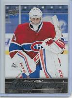 ZACHARY FUCALE #461 2015-16 UPPER DECK SERIES 2 YOUNG GUNS RC ROOKIE 15/16