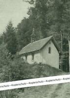 Kenzingen - Kirnhalden - Breisgau - Kapelle -  um 1950           X 14-16