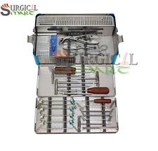 Veterinary Orthopedic compelet System/kit/set 1.5mm,2.0mm,2.7mm ,3.5mm,4.0mm HQ