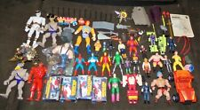 Lot of Vintage Action Figures & Accessories Star Wars Transformers Thundercats