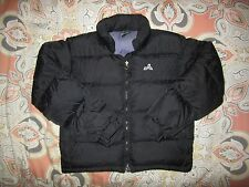 EMS Down Puffy Winter Jacket Women's XS Black Coat EMS Nupste Version Packable