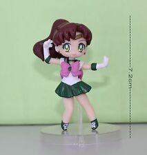 Sailor Moon Japanese Anime 7.2cm Mini Figure SAILOR JUPITER