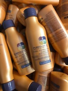 2 Pureology Curl Complete Conditioner 1.7 oz Sample Travel size