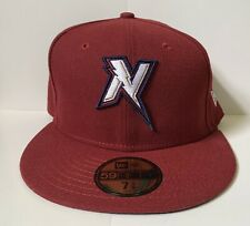 New Era 59fifty Northwest Arkansas Naturals 7 5/8 Fitted Hat Texas League Minors