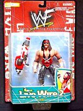 X-Pac WWF Livewire 2 Jakks Action Figure K-Mart Exclusive WWE Sealed Original