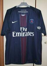 Paris Saint-Germain PSG 2016 - 2017 Home football shirt jersey Nike size L