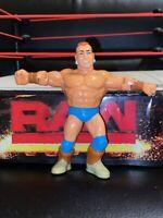 WWE TATANKA HASBRO WRESTLING FIGURE WWF SERIES 6 1991
