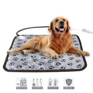 Pet Electric Heated Blanket Mat For Pet Mat Cat Bed Puppy Heated Pads Waterproof