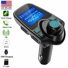 Bluetooth Car Kits MP3 Player FM Transmitter Wireless Radio Adapter USB Charger